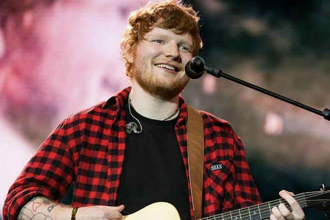 Ed Sheeran Tour 2022