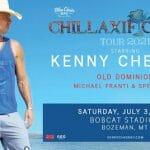 Kenny Chesney Tour 2021