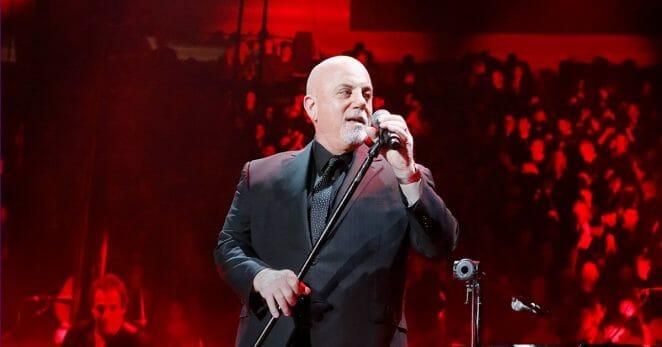 Billy Joel Tour 2022