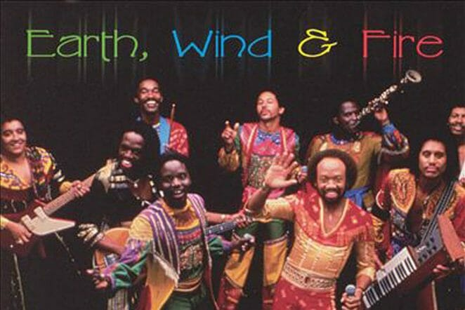 Earth Wind And Fire Tour 2022 - 2023
