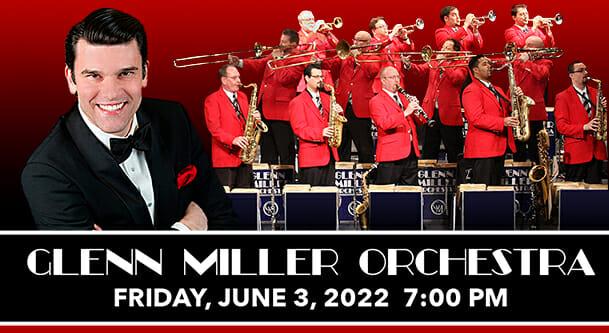 Glenn Miller Orchestra tour 2021 / 2022