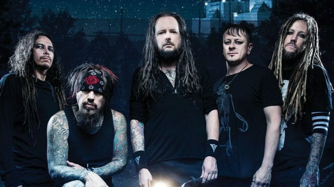 Korn Tour Dates 2021/22