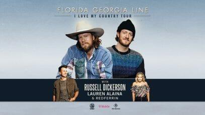 Florida Georgia Line Tour 2021