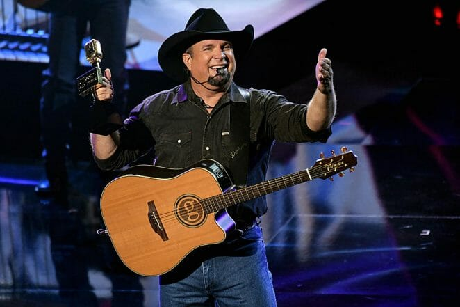 Garth Brooks country concerts 2021 2022