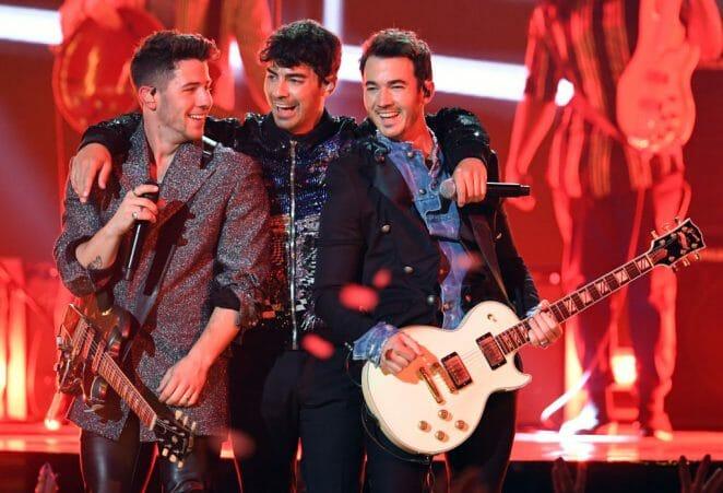 Jonas Brothers Tour 2021