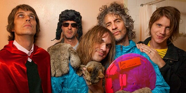 The Flaming Lips Tour 2021