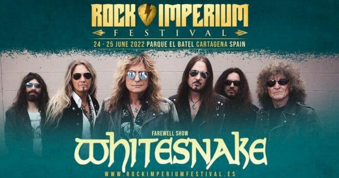 Whitesnake Tour 2022