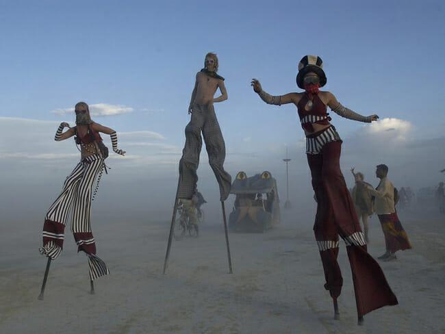 Burning Man Festival 2022