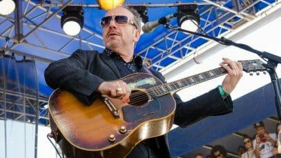 Elvis Costello Tour 2021 - 2022