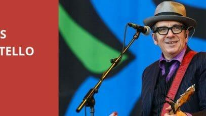 Elvis Costello Tour 2021