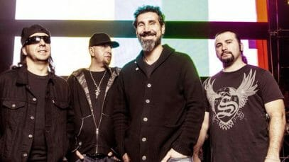 System of a Down Tour 2021