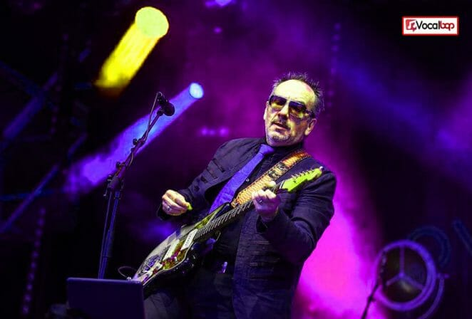 Elvis Costello & The Imposters tour