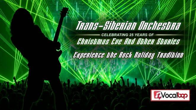 Trans-Siberian Orchestra Tour 2021