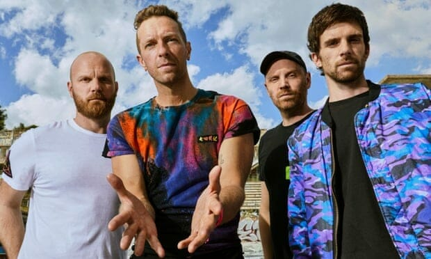 Coldplay Tour 2022