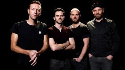 Coldplay's Uk Tour 2022