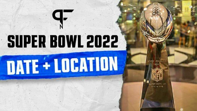 super bowl halftime show 2022 Date & location