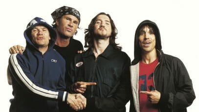 Red Hot Chili Peppers 2022