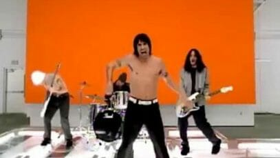 Red Hot Chilli Peppers 2022