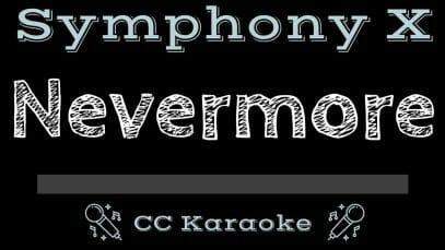 Symphony X Nevermore Lyrics