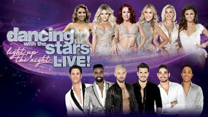 Dancing With the Stars 2022 Tickets